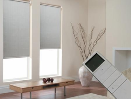 Автоматические рулонные шторы – новый тренд в мире дизайна интерьера